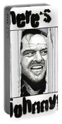 Here's Johnny Portable Battery Charger