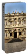 Heritage Building Portable Battery Charger