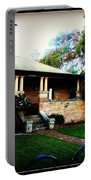 Heritage Sandstone House In Sydney Australia Portable Battery Charger