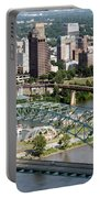 Hernando-desoto Bridge Memphis Portable Battery Charger