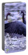 Heron Encounter - Battle - Fight Portable Battery Charger