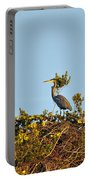 Heron Perch Portable Battery Charger