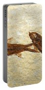 Herring Fish Fossil Portable Battery Charger