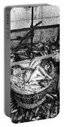Herring Fishing Howth 1955  Portable Battery Charger