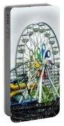 Hershey Park Ferris Wheel Portable Battery Charger