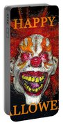 Hh Clown Card Cut Portable Battery Charger
