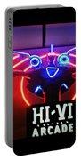 Hi-vi Arcade Portable Battery Charger
