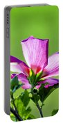 Hibiscus 04 Portable Battery Charger