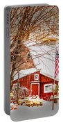 Hickory Lake Woodworks Portable Battery Charger