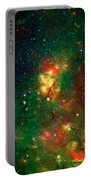 Hidden Nebula 2 Portable Battery Charger by Jennifer Rondinelli Reilly - Fine Art Photography