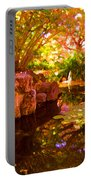 Hidden Pond Portable Battery Charger