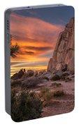 Hidden Valley Rock - Joshua Tree Portable Battery Charger