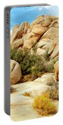 Hidden Valley Trail Portable Battery Charger