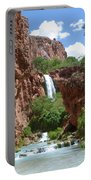 Hidden Waterfalls Portable Battery Charger