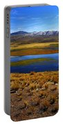 High Altitude Reflections Portable Battery Charger