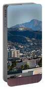 High Angle View Of A City, Beverly Portable Battery Charger by Panoramic Images
