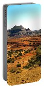 High Desert View Portable Battery Charger