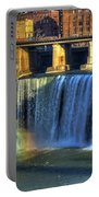 High Falls Rainbow Portable Battery Charger
