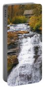 High Falls Portable Battery Charger by Scott Norris