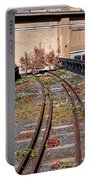 High Line Spur Portable Battery Charger by Rona Black