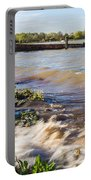 High Tide Portable Battery Charger by Dawn OConnor