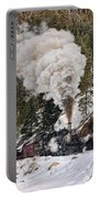 Highball Through Cascade Canyon Portable Battery Charger