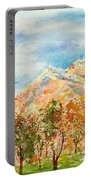 Highlands Autumn Portable Battery Charger