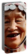 Hill Tribe Smile Portable Battery Charger