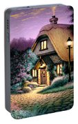 Hillcrest Cottage Portable Battery Charger
