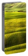 Hills Of Toscany Portable Battery Charger