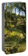 Hillside Forest Portable Battery Charger