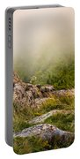 Hillside Haze Portable Battery Charger