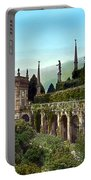 Hillside Mansion Portable Battery Charger