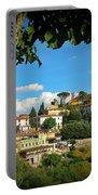 Hillside Tuscan Village  Portable Battery Charger