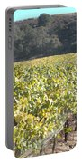 Hillside Vineyard Portable Battery Charger