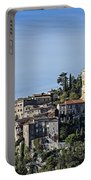 Hilltop Town Of Eza Portable Battery Charger