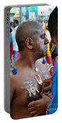 Hindu Devotees Prepare For Thaipusam Festival Singapore Portable Battery Charger