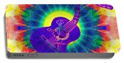 Hippie Guitar Portable Battery Charger