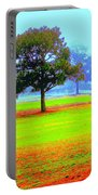 Hippie In The Tree Portable Battery Charger