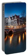 Historic Amsterdam Portable Battery Charger