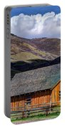 Historic Barn - Wasatch Front Portable Battery Charger