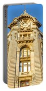 Historic Building Facade Portable Battery Charger