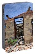 Historic Building Nine Mile Canyon - Utah Portable Battery Charger