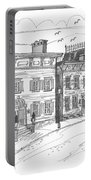 Historic Catskill Street Portable Battery Charger