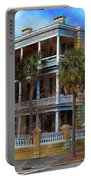 Historic Charleston Mansion Portable Battery Charger