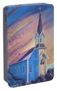 Historic Church  Portable Battery Charger