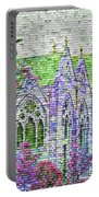 Historic Churches St Louis Mo - Digital Effect 4 Portable Battery Charger