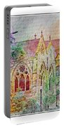 Historic Churches St Louis Mo - Digital Effect 5 Portable Battery Charger