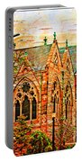 Historic Churches St Louis Mo - Digital Effect 6 Portable Battery Charger