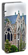 Historic Churches St. Louis Mo 1 Portable Battery Charger